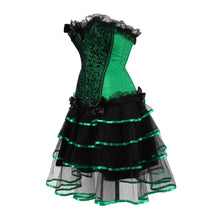 Load image into Gallery viewer, Drag Corset Dress Houston Corset Dress