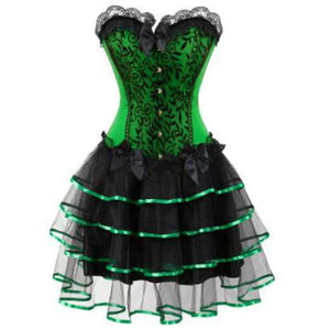 Drag Corset Dress Houston Corset Dress