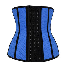 Load image into Gallery viewer, Drag Corset Luzon (5 Colors) Blue / S Corset