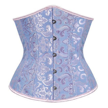 Load image into Gallery viewer, Drag Corset Spring (6 Colors) Blue / XXXL Corset