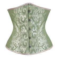 Load image into Gallery viewer, Drag Corset Spring (6 Colors) Green / XXXL Corset
