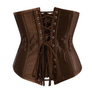 Drag Corset Vulcana (Brown or Black) Corset