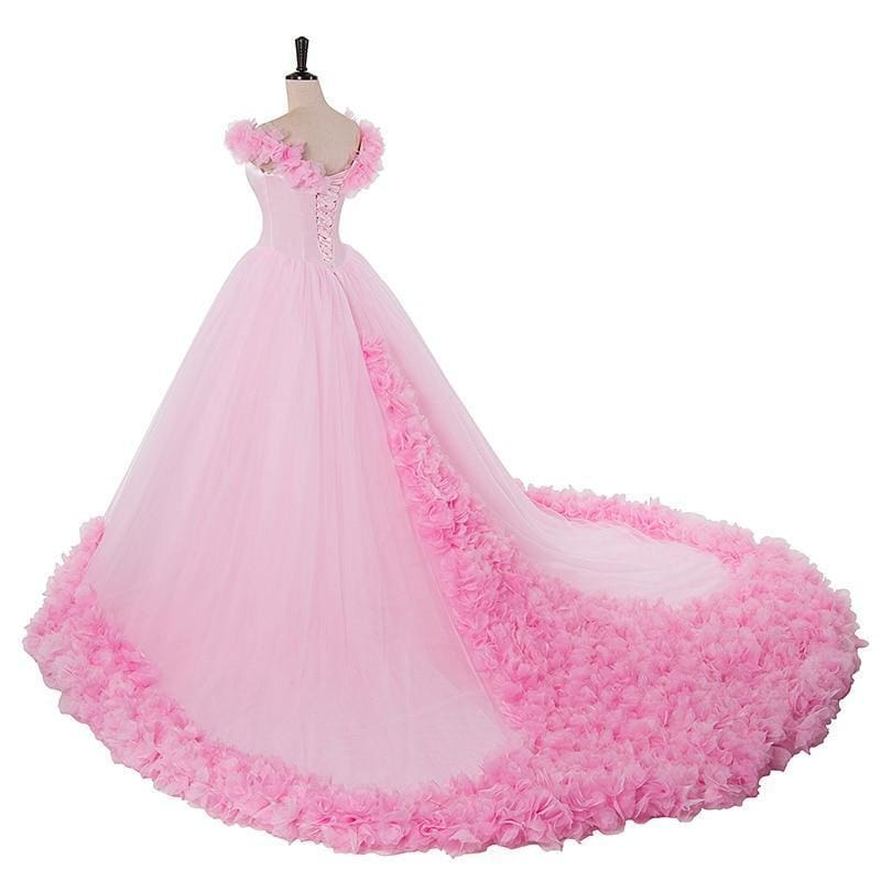 Drag Dress Luminata Pink / 2 Dress