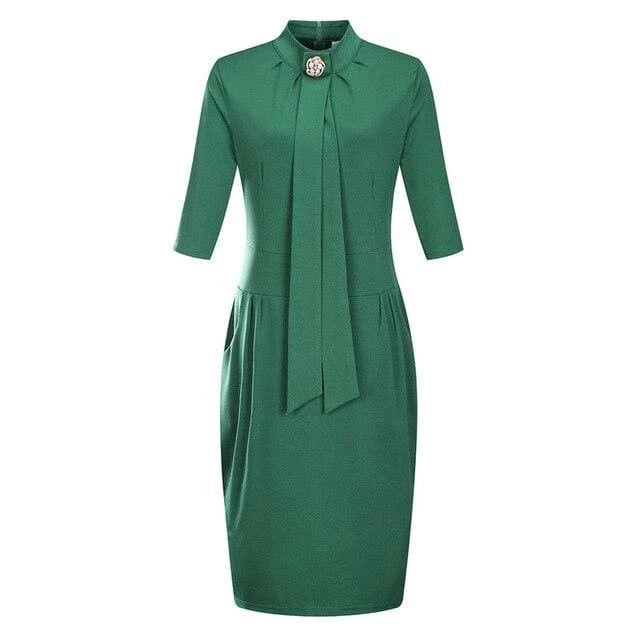 Drag Dress Marigold (3 Colors) Green / L Dress