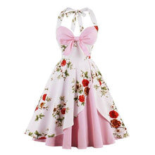 Load image into Gallery viewer, Drag Dress Rose (Pink or Blue) Pink / S a
