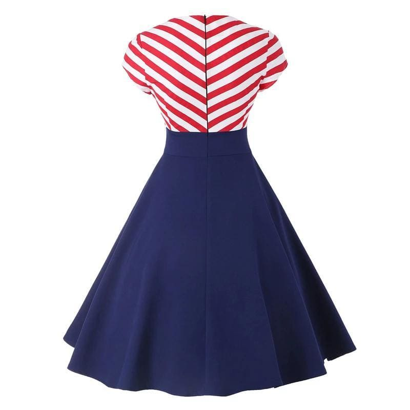 Drag Dress Sailor Dress