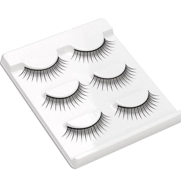Drag Eyelashes Dolly (3 Pairs) Eyelashes
