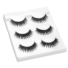Load image into Gallery viewer, Drag Eyelashes McNamara (3 Pairs) Eyelashes