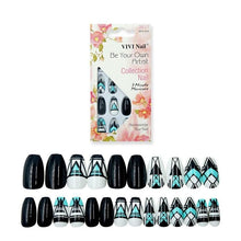 Load image into Gallery viewer, Drag Nails Rubi (24 Pieces) Nail Tips