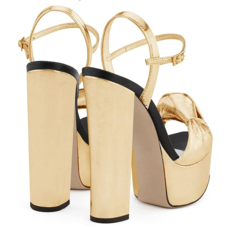 Drag Sandals Cherine (2 Colors) Sandals