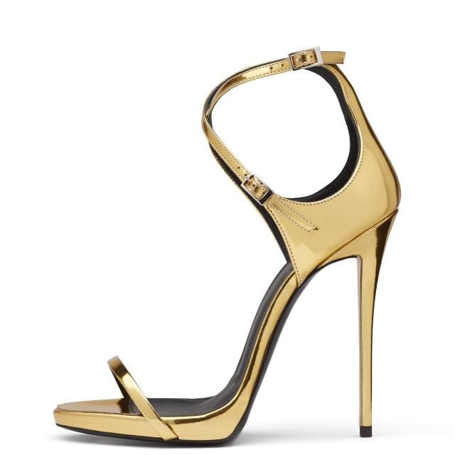 Drag Sandals Pretoria Gold / 11 Sandals