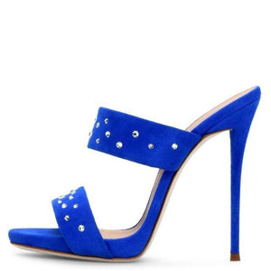Drag Sandals Starlette (3 Colors) Blue / 11 Sandals