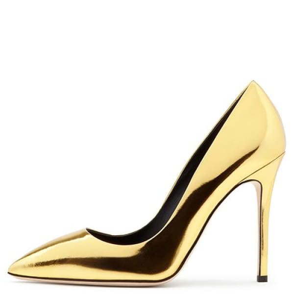 Drag Shoes Honey (4 Colors) Golden / 11 Pumps