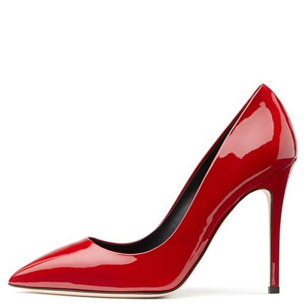 Drag Shoes Honey (4 Colors) Red / 11 Pumps