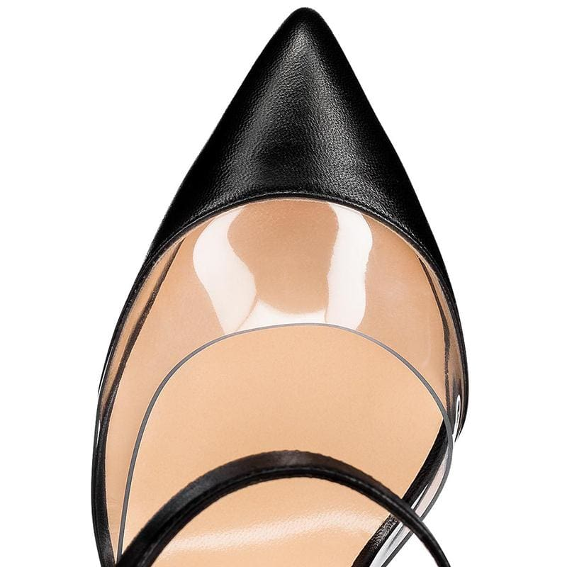 Drag Shoes Malene (Nude or Black) Pumps