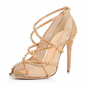 Drag Shoes Raja (Black or Nude) Pumps