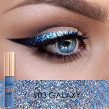 Load image into Gallery viewer, Glitter Eyeliner (4 Colors) 3 Eyeliner