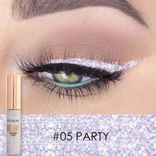 Load image into Gallery viewer, Glitter Eyeliner (4 Colors) 5 Eyeliner
