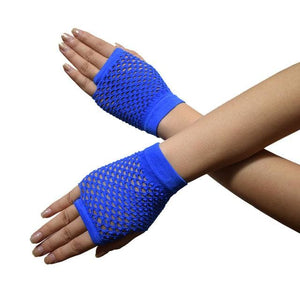 Gloves Drag Kim Chi (3 Colors) Blue / 1 Gloves
