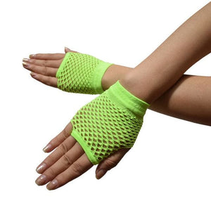 Gloves Drag Kim Chi (3 Colors) Green 1 / 1 Gloves