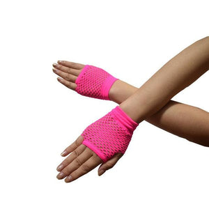 Gloves Drag Kim Chi (3 Colors) Hot Pink / 1 Gloves
