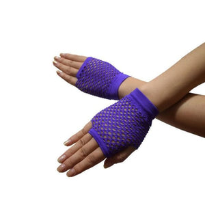 Gloves Drag Kim Chi (3 Colors) Purple / 1 Gloves