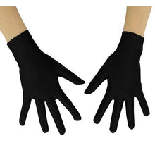 Load image into Gallery viewer, Gloves Drag Mimic (19 Colors) Black / 10 Inch Gloves
