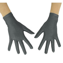 Load image into Gallery viewer, Gloves Drag Mimic (19 Colors) Dark Grey / 10 Inch Gloves