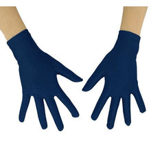 Load image into Gallery viewer, Gloves Drag Mimic (19 Colors) Navy / 10 Inch Gloves