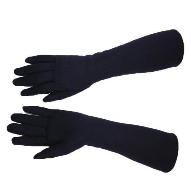 Gloves Drag Monique (3 Colors) Dark Blue / 6.5 Gloves