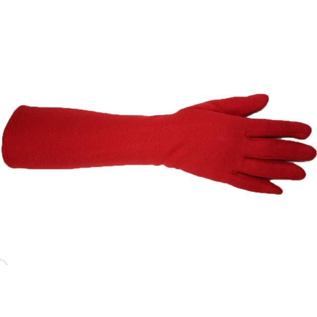 Gloves Drag Monique (3 Colors) Red / 6.5 Gloves