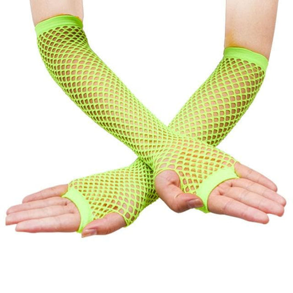 Gloves Drag Trixie Green / 1 Gloves