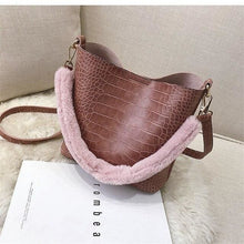 Load image into Gallery viewer, Handbag Drag Julienne (3 Colors) Pink Handbag