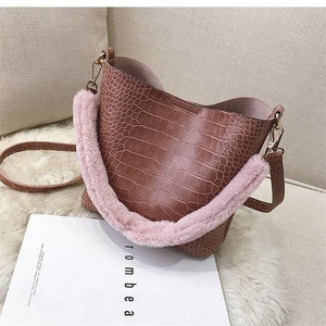 Handbag Drag Julienne (3 Colors) Pink Handbag