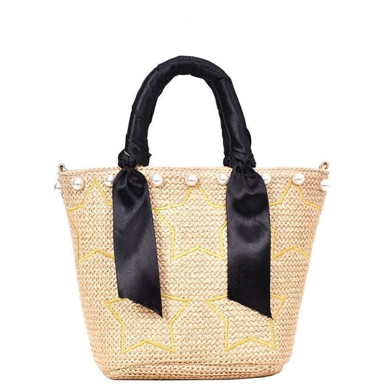 Handbag Drag Pearl (Two Colors) Handbag