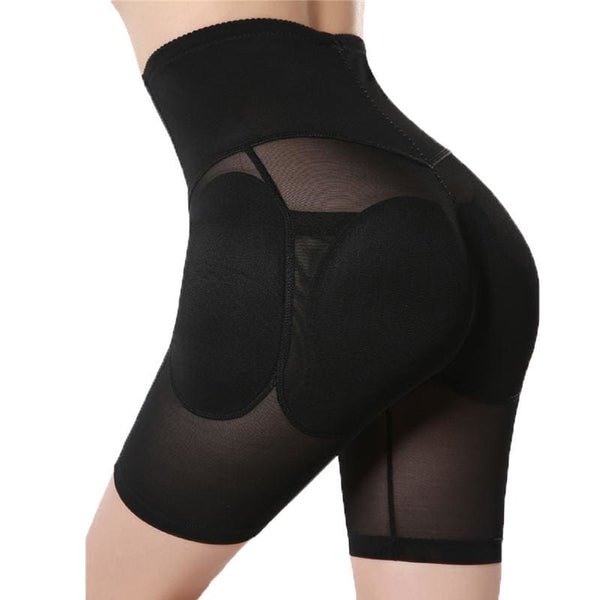 Hip Pads Queen Kylie Black / 4XL Padded Panties