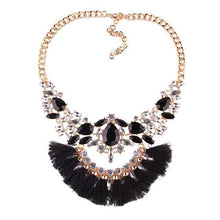 Load image into Gallery viewer, Necklace Drag Genie (3 Colors) Black Necklace