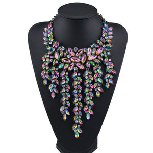 Necklace Drag Ivy (4 Variants) Multicolor Necklace