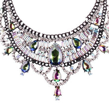 Load image into Gallery viewer, Necklace Drag Vivien (Multiple Colors) Multicolor / 51cm Necklace