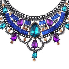 Load image into Gallery viewer, Necklace Drag Vivien (Multiple Colors) Necklace