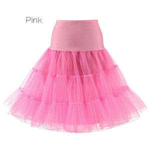 Petticoat Drag Marty (15 Colors) Pink / S Petticoat