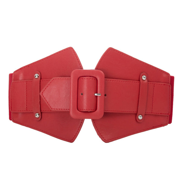 Belt Drag Diva (Red or Black)