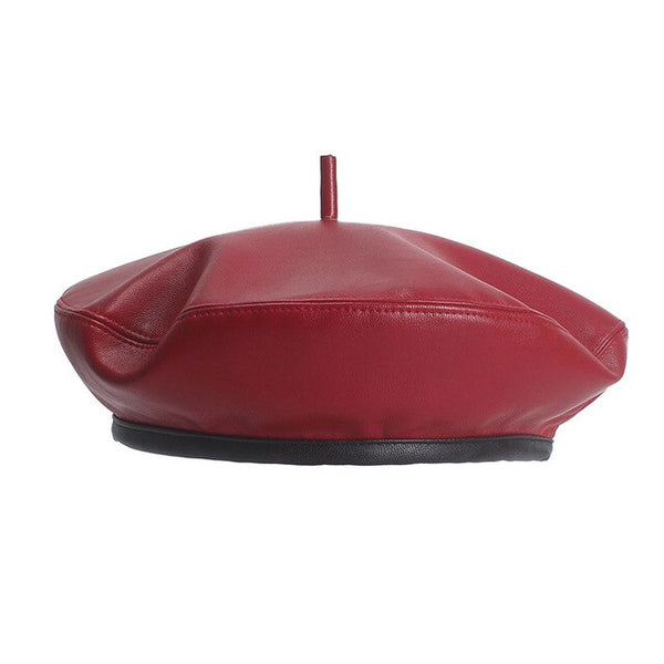 Beret Drag Sofia (Red or Black)
