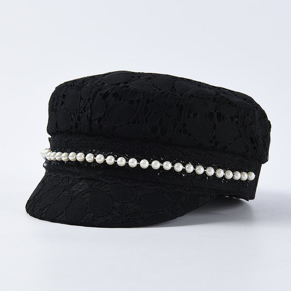 Cap Drag Pearl (White or Black)