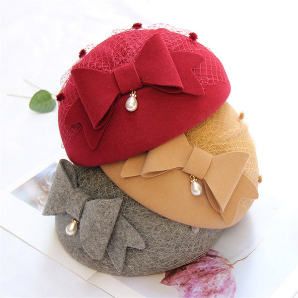 Beret Drag Paris (6 Colors)