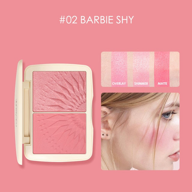 Smooth Blush Duo (8 Variants)