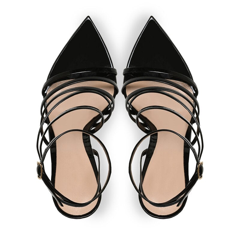 Sandals Drag Amour (3 Colors)