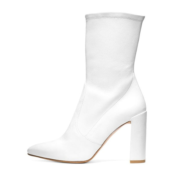 Boots Drag Zoe (White or Black)