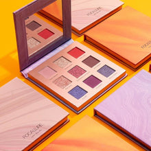 Load image into Gallery viewer, Summer Sun Professional Eyeshadow Palette (3 variants) Eyeshadow Palette