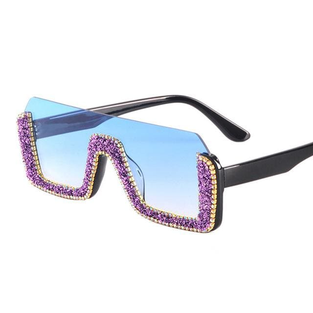 Sunglasses Drag Poison (6 variants) Blue Sunglasses